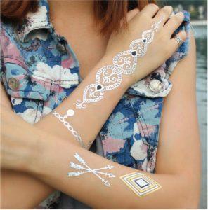 tatouages temporaires publicitaires